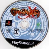 Grandia Xtreme Box Art