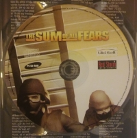 Sum Of All Fears, The - Best Games Box Art