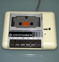 Commodore 1530 Datassette Unit Model C2N Box Art