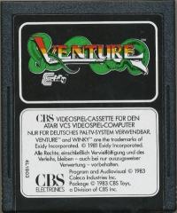 Venture (German Label) Box Art