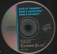 Gate of Thunder (4-in-1 Super CD) Box Art