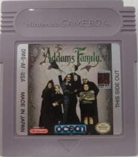 Addams Family, The Box Art