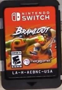 Brawlout Box Art