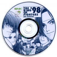 King of Fighters '98, The: The Slugfest Box Art