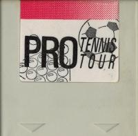 Pro Tennis Tour Box Art