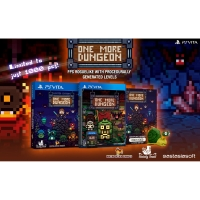 One More Dungeon - Limited Edition Box Art