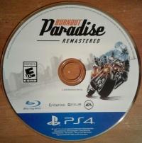 Burnout Paradise Remastered Box Art