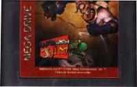 Earthworm Jim 2 Box Art