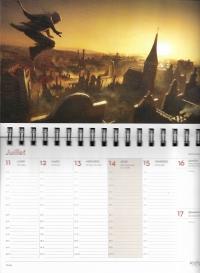 Assassin's Creed - l'agenda-calendrier 2016 Box Art