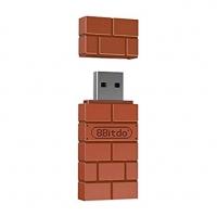 8bitdo USB Wireless Adapter Box Art
