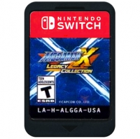 Mega Man X Legacy Collection + Mega Man X Legacy Collection 2 Box Art