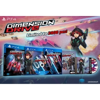 Dimension Drive - Limited Edition Box Art