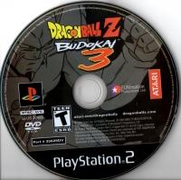 Dragon Ball Z: Budokai 3 Box Art