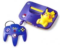 Nintendo 64 - Special Pikachu Edition [NA] Box Art