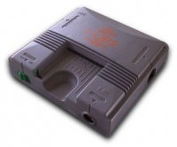 NEC PC Engine CoreGrafx II Box Art