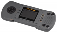 Atari Lynx [NA] Box Art