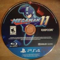 Mega Man 11 Box Art