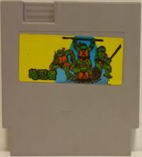 Ninja - TV Game Cartridge Box Art