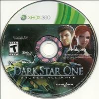 DarkStar One: Broken Alliance Box Art