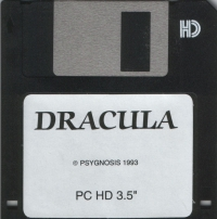 Bram Stoker's Dracula Box Art