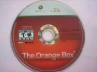 Orange Box, The Box Art