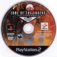 Zone of the Enders: The 2nd Runner Box Art