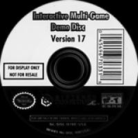 Interactive Multi-Game Demo Disc Version 17 Box Art