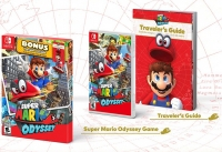 Super Mario Odyssey - Starter Pack Box Art