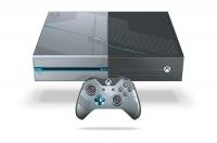 Microsoft Xbox One 1TB - Halo 5: Guardians [UK] Box Art