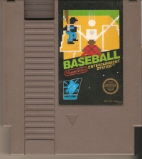 Baseball Box Art