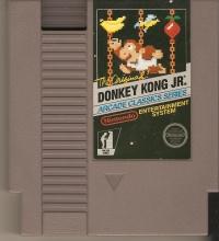 Donkey Kong Jr. Box Art