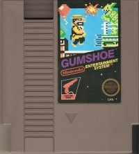Gumshoe Box Art
