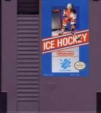 Ice Hockey Box Art