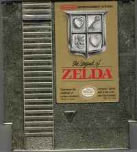 Legend of Zelda, The Box Art