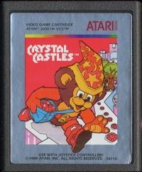 Crystal Castles Box Art