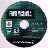 Front Mission 4 Box Art