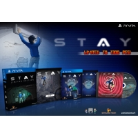 STAY - Limited Edition Box Art