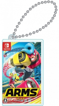 MaxGames Card Pocket Mini (Arms) Box Art