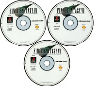 Final Fantasy VII Box Art