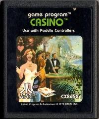 Casino (Picture Label) Box Art