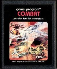 Combat (Picture Label) Box Art