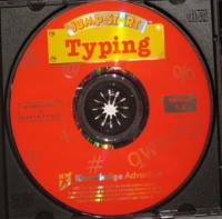 JumpStart Typing Box Art