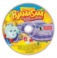 Pajama Sam: Life is Rough When You Lose Your Stuff Box Art