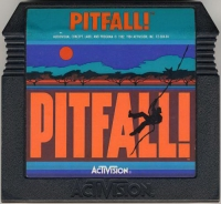 Pitfall Box Art