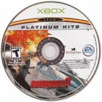 Burnout 3: Takedown - Platinum Hits Box Art
