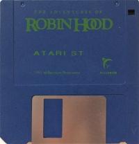 Adventures of Robin Hood ,The Box Art