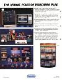 Imagic Game Previewer Kiosk Box Art