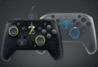PDP Faceoff Deluxe Wired Pro Controller - The Legend of Zelda: Breath of the Wild Box Art