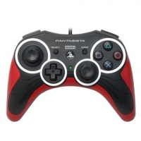 Hori Soccer Game Controller Fantasista (black) Box Art