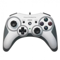 Hori Soccer Game Controller Fantasista (white) Box Art